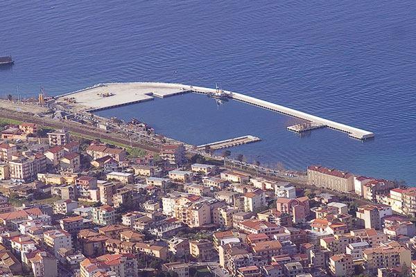 Villa San Giovanni Messina E Ferry